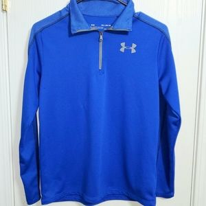 Under Armour Boys Size Youth XL Top